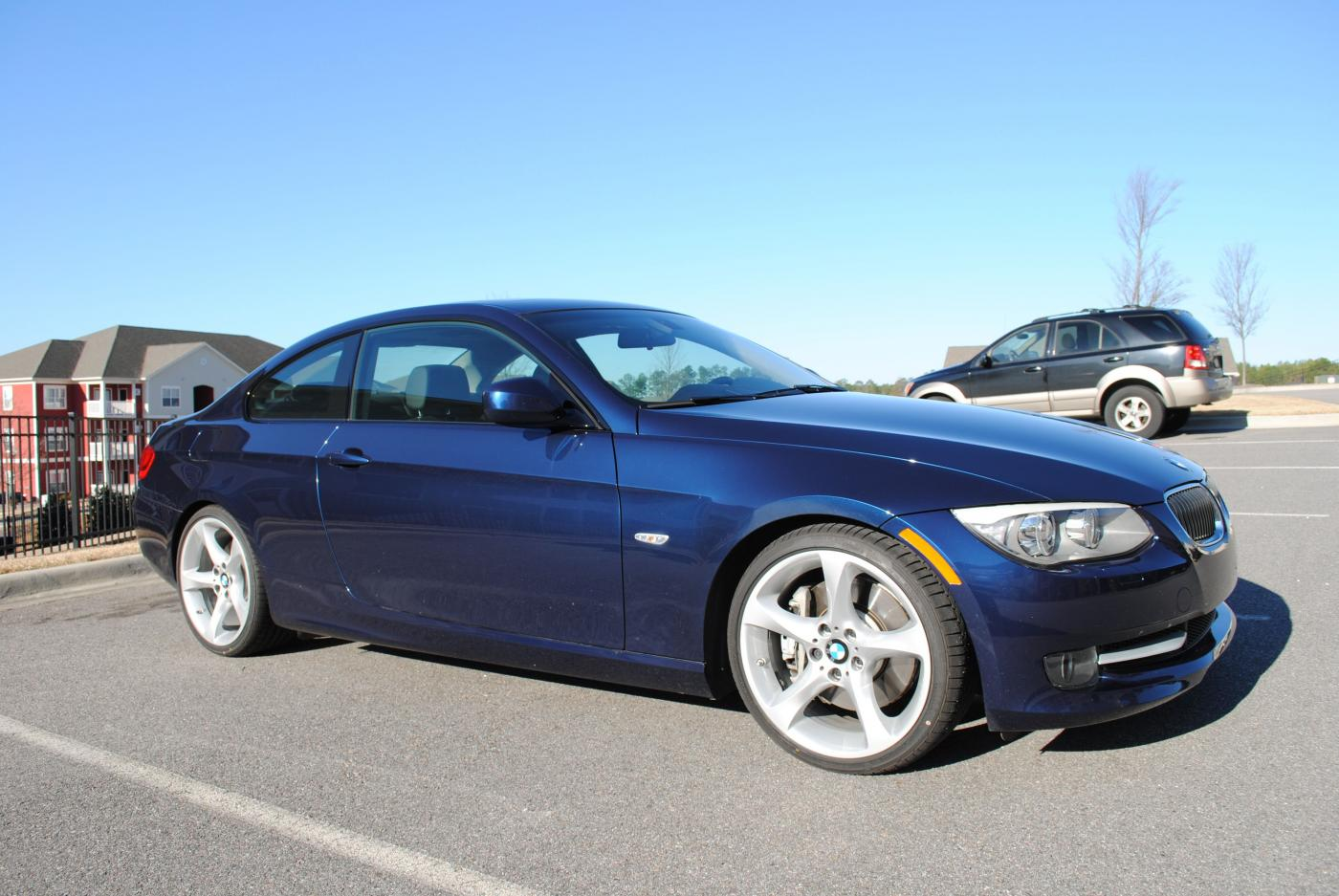 Fs 2011 335i Coupe 6mt Deep Sea Blue Metallic Sc