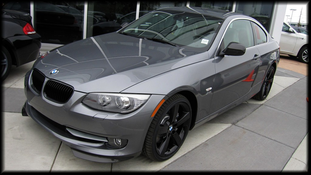 Searching For OEM Front Lip For Xi Coupe - Bmw 328i coupe 2011