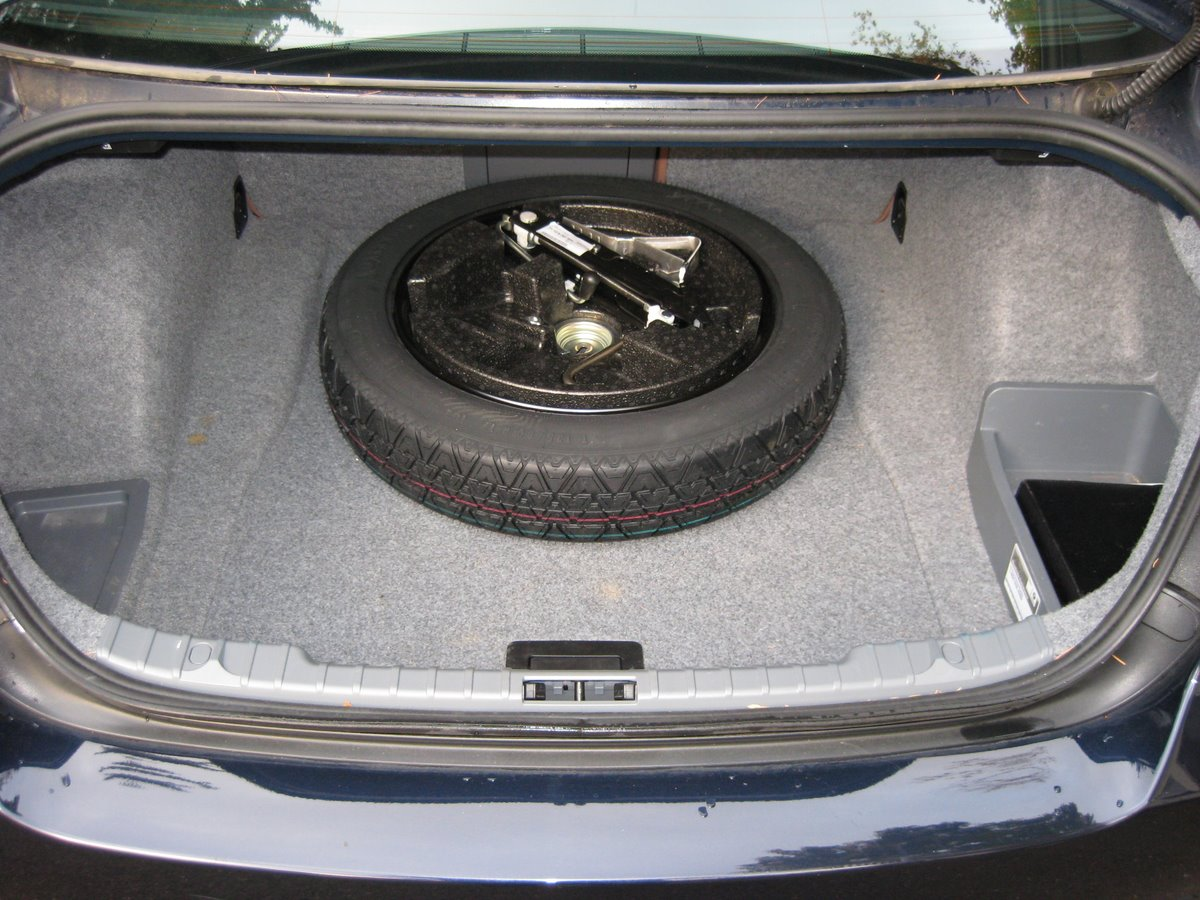 Cheaper Alternative For The 340 Spare Tire Kit