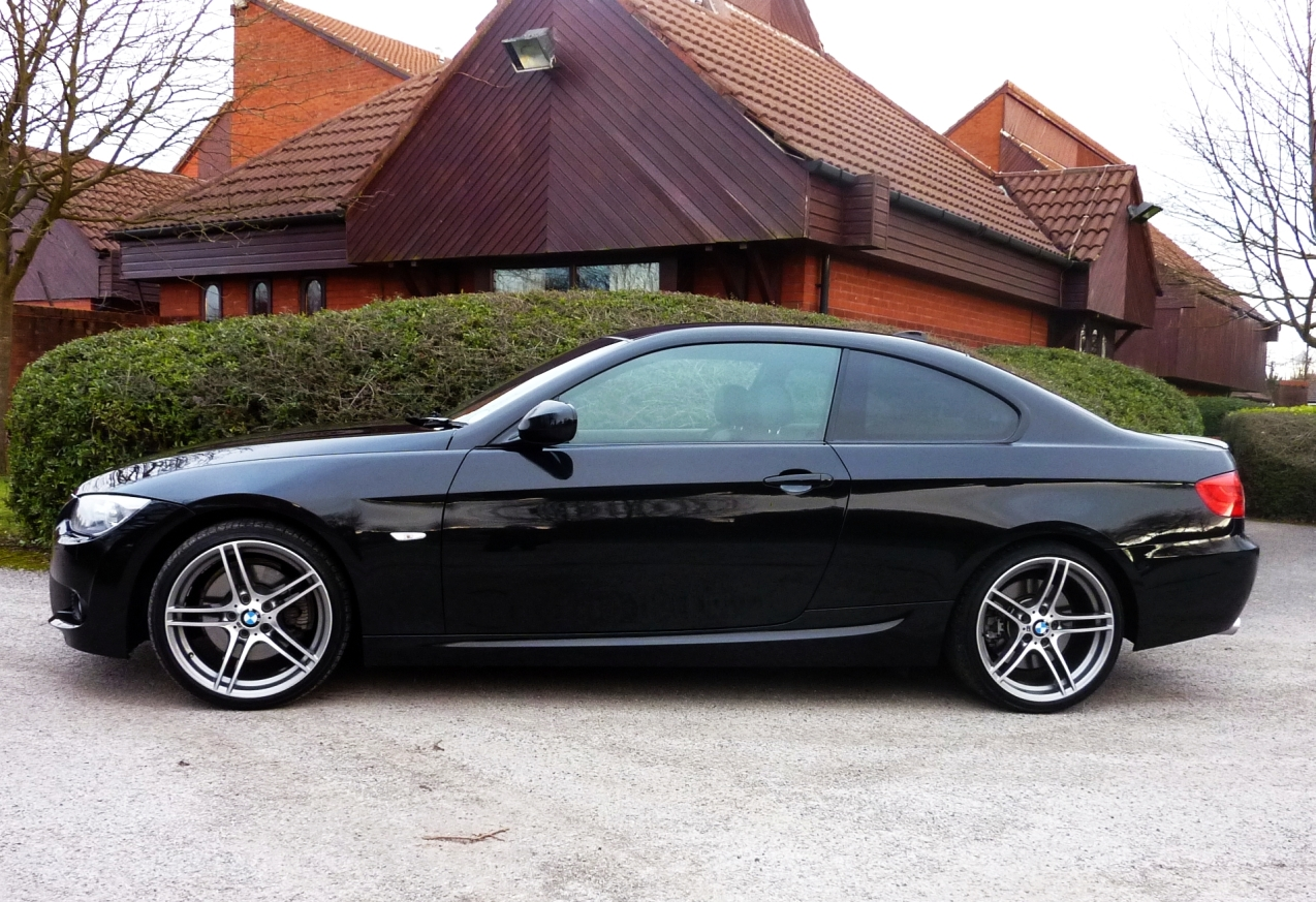 For Sale E92 330d M Sport Coupe Auto Lci