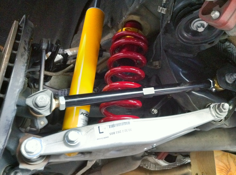 Calwaterboy S Excellent New Year E93 Suspension Diy