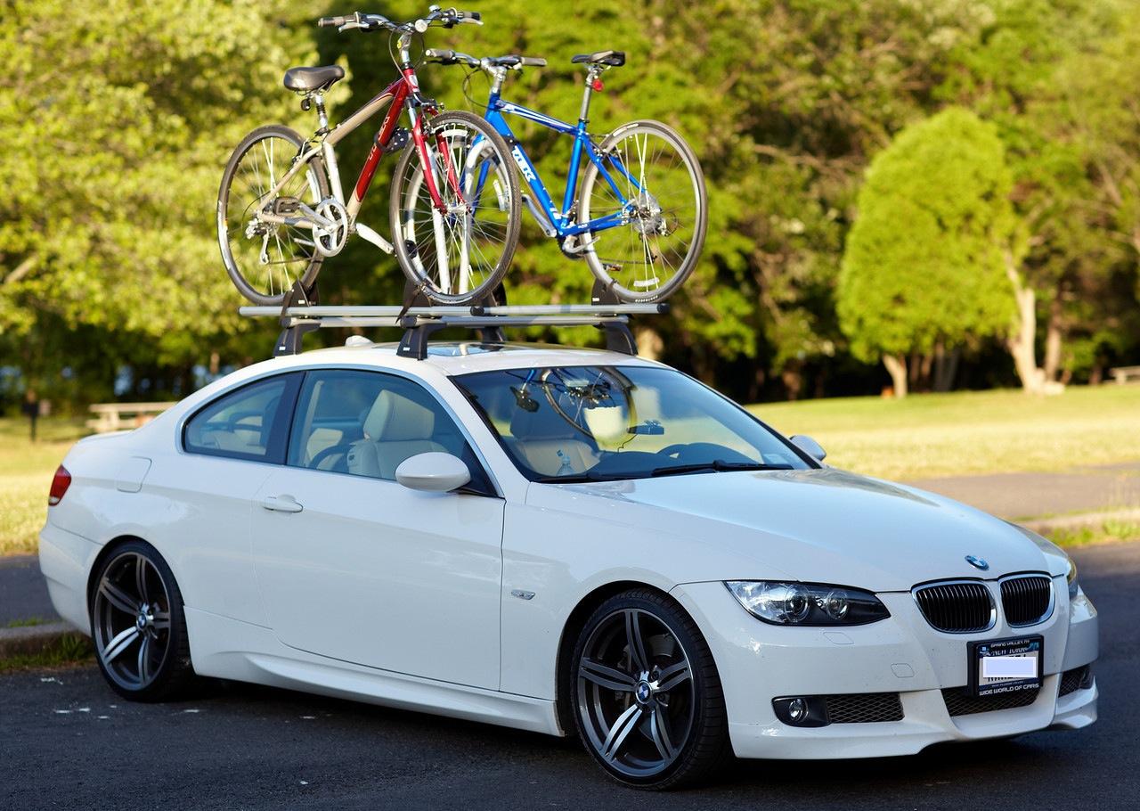 FS OEM BMW Roof Rack Bike Racks - Bmw 335i bike rack