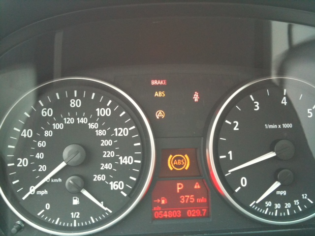 Brake, ABS, Driving Stability Control?