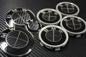 All Black Bmw Emblem Or All Carbon Fiber Black Bmw Emblem Pics Inside Bmw 3 Series E90 E92 Forum
