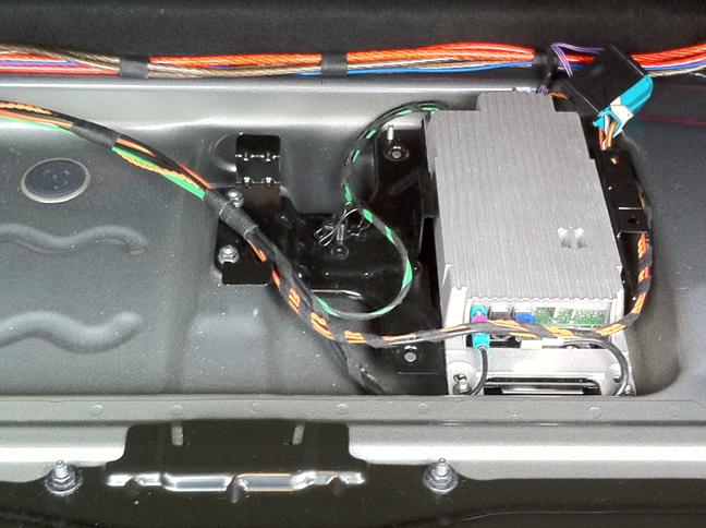 Combox retrofit tips, question about fsc - BMW 3-Series (E90