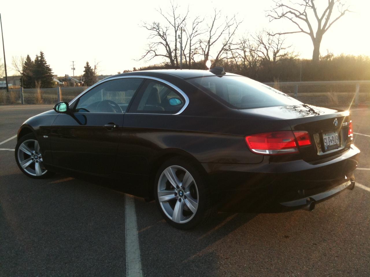 FS: 2008 BMW 335xi E92 6MT Blk/Blk 43.5M
