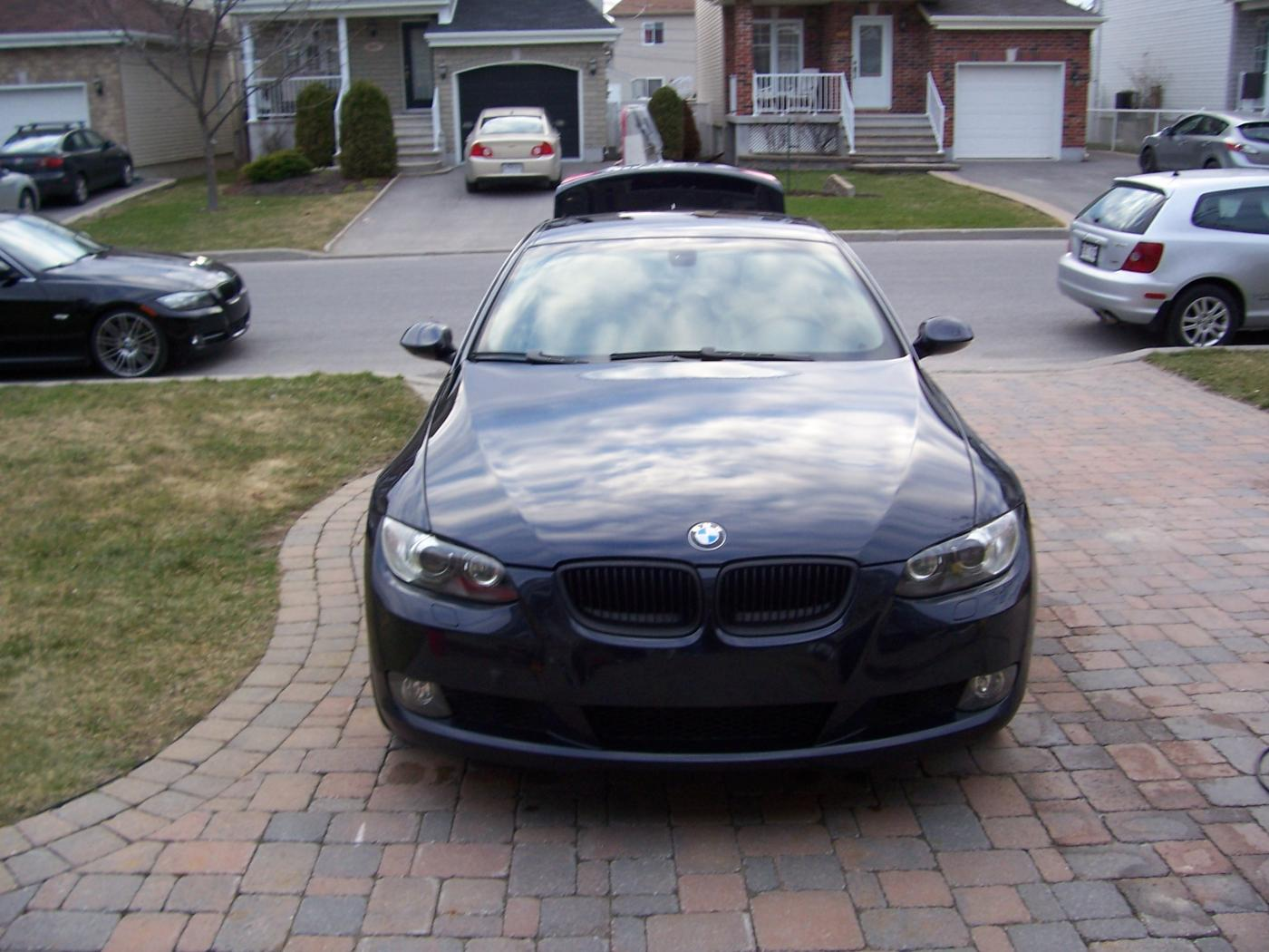 Question about 328xi grill bimmerfest bmw forums for Garage bms auto