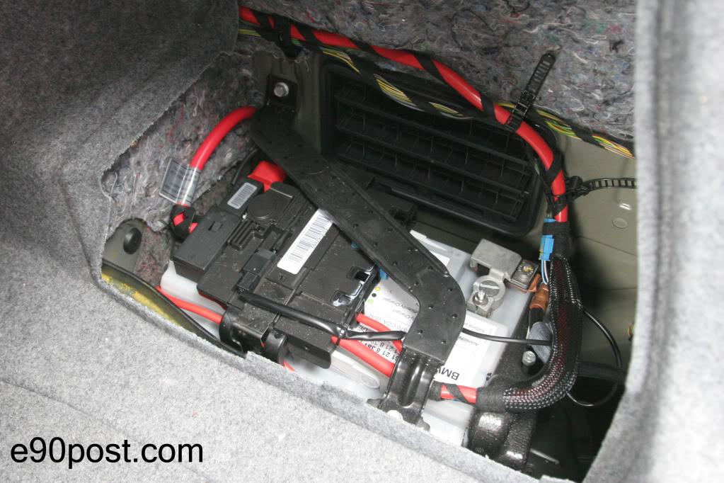 Unique 2004 Bmw 325i Battery