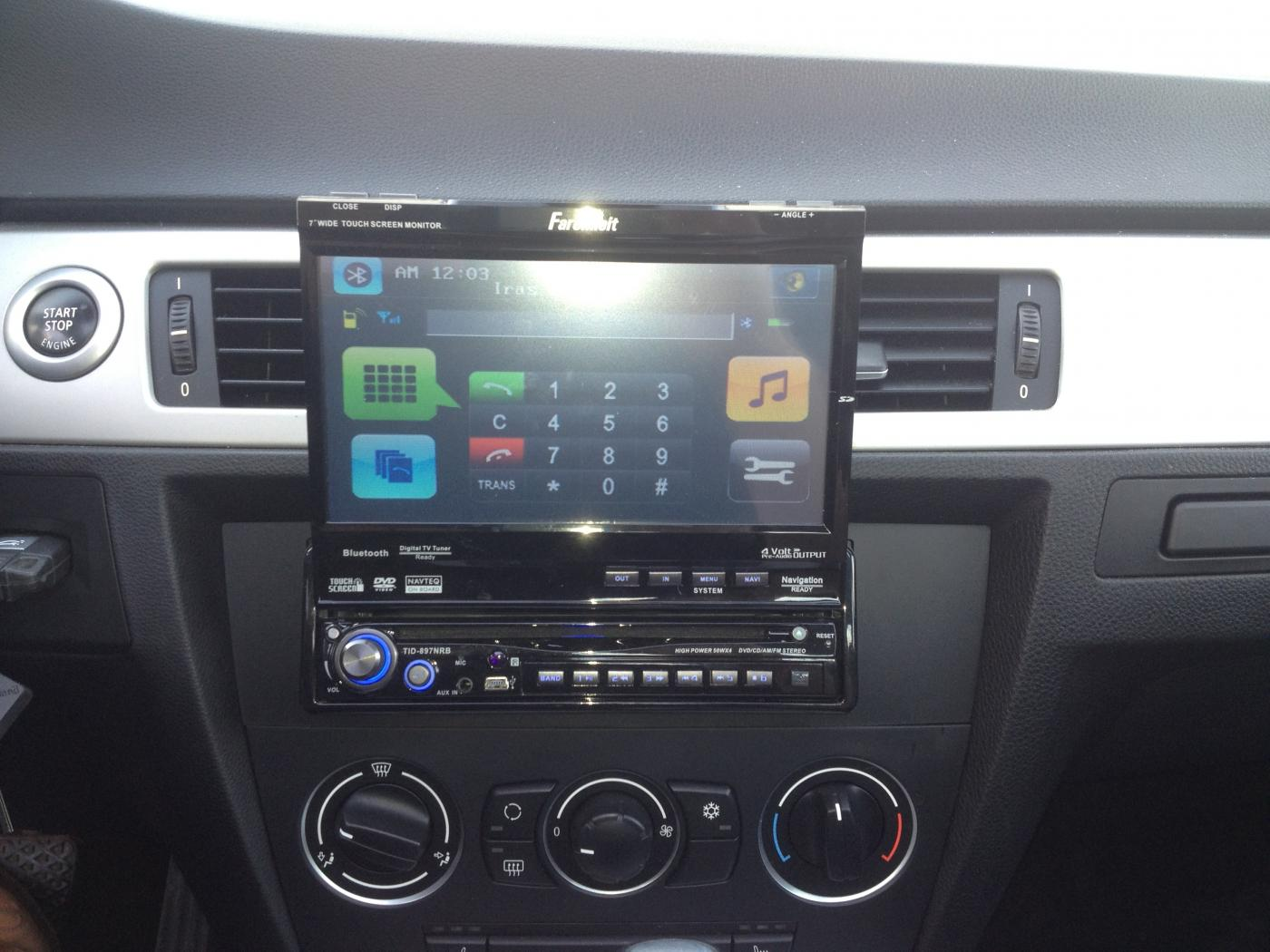Bmw E90 Audio System Upgrade