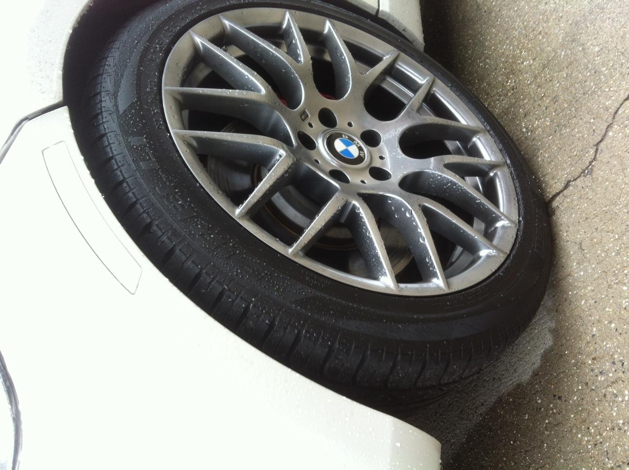 trade pirelli euforia tires 235 45 19 for any smaller tire. Black Bedroom Furniture Sets. Home Design Ideas