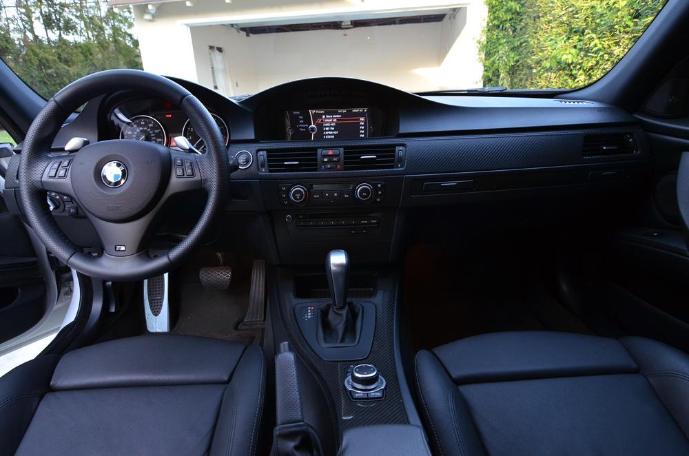 bmw e90 interior trim