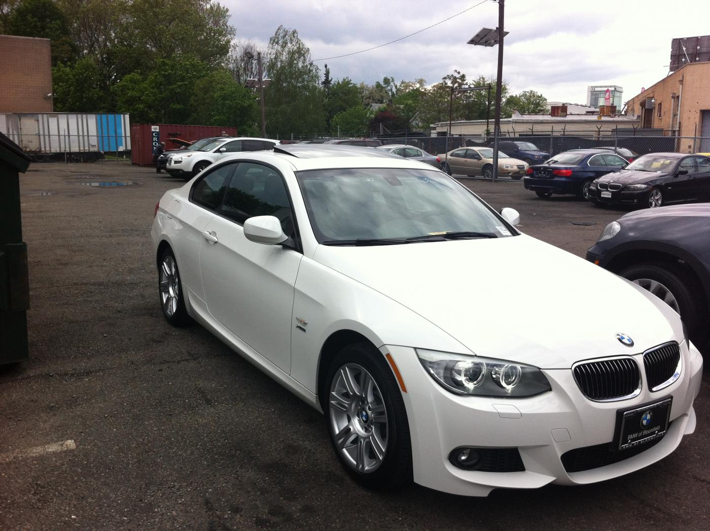 Have You Met Zaider Test Drive Bmw 335xi