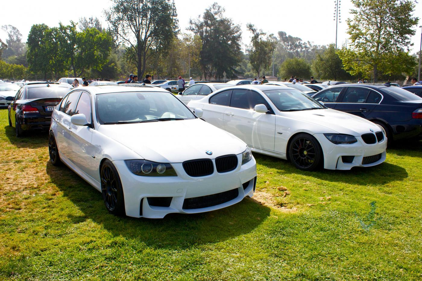 1m Look E90 Sedan Front Bumper