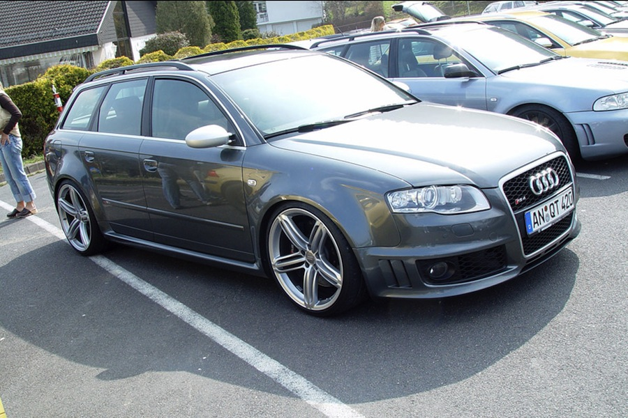 Audi Rs4 B7 Avant Another Scratch Itched Page 3