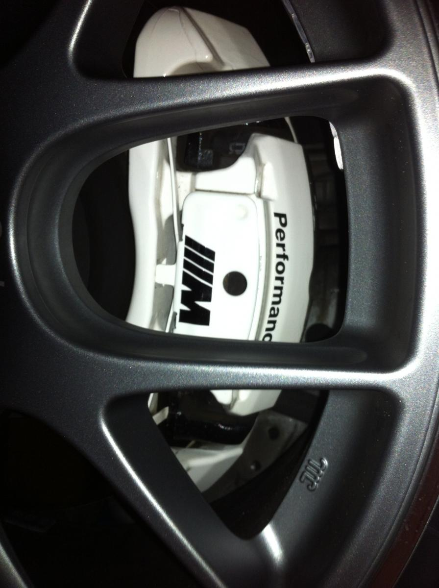 BMW Caliper Decals Page - Bmw brake caliper decals