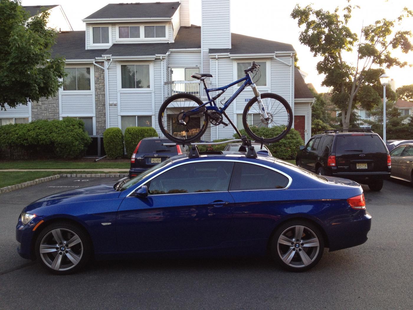 Best Bike Rack For I - Bmw 335i bike rack