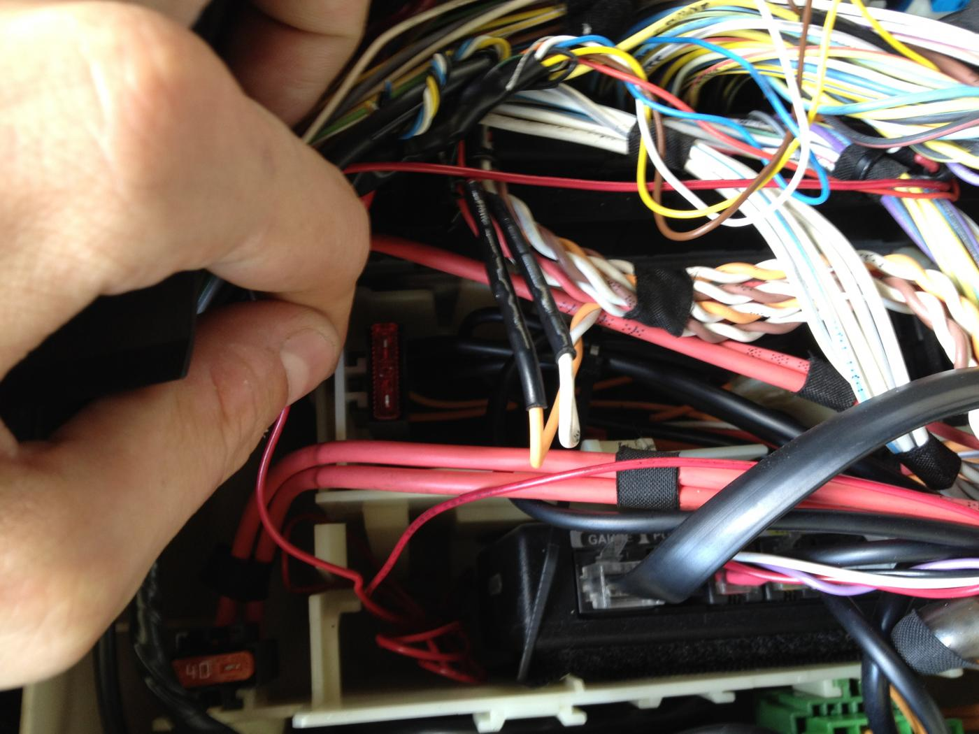 2f71 E Box Fan Bmw X6 Fuse Correct I Found It Earlier As Well Here Is