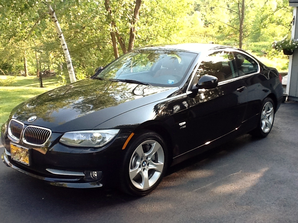 New 2012 Bmw 335i Coupe With Xdrive