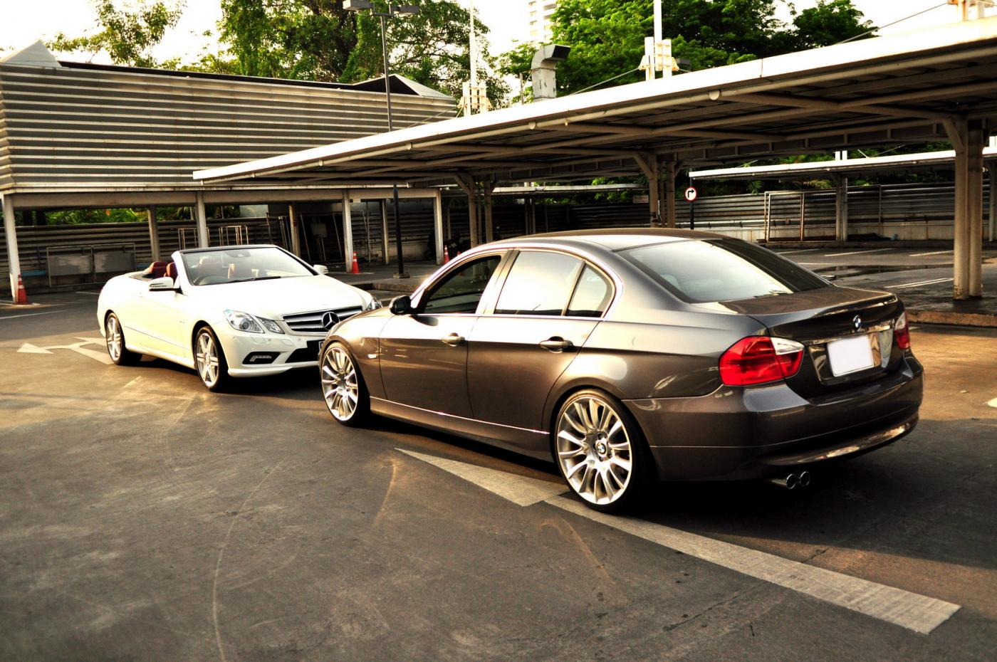 E90 With 20 Quot From 7 Series