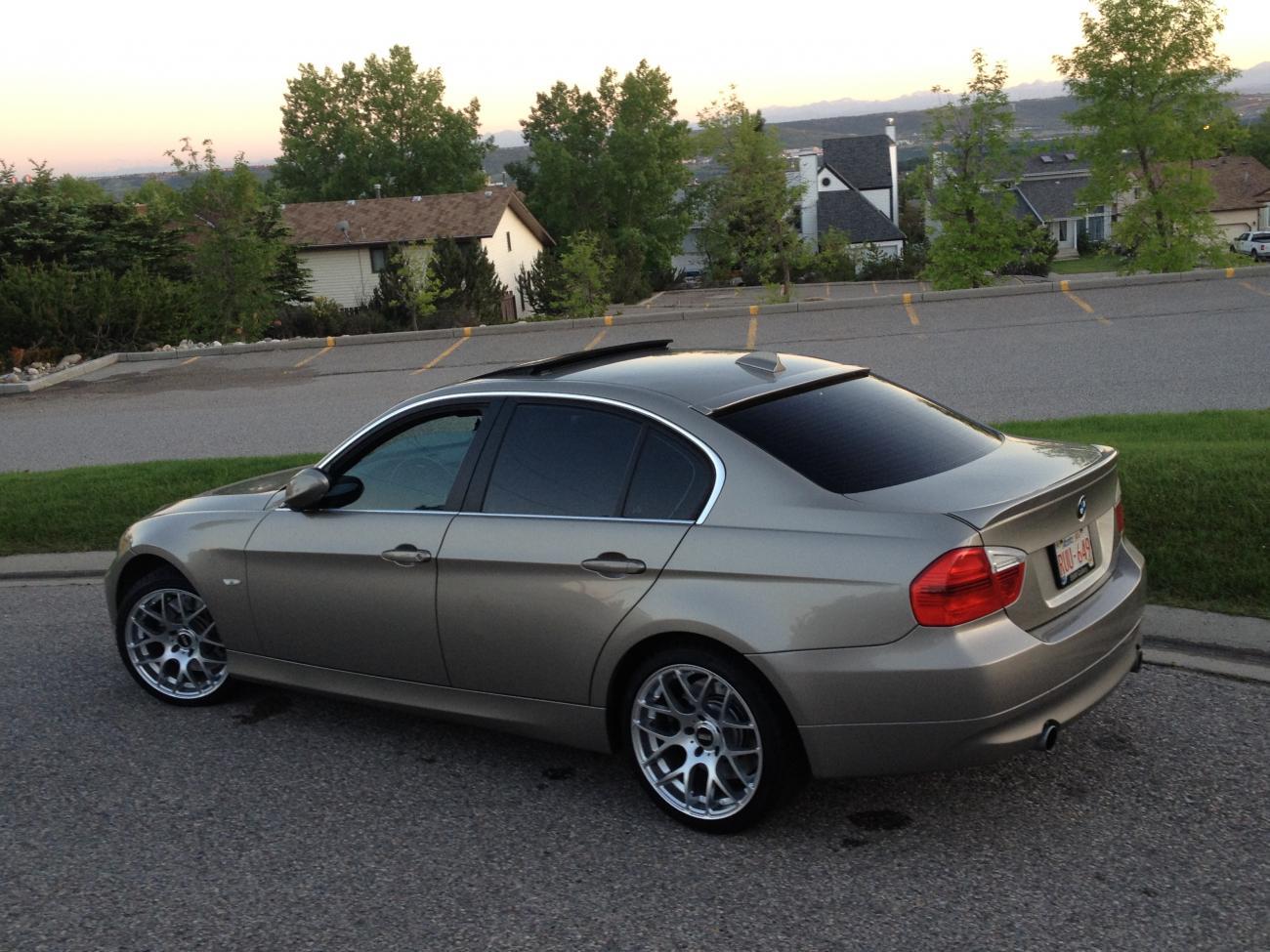 2007 Bmw 335xi >> Platinum Bronze E90 335xi Sedan -- pics
