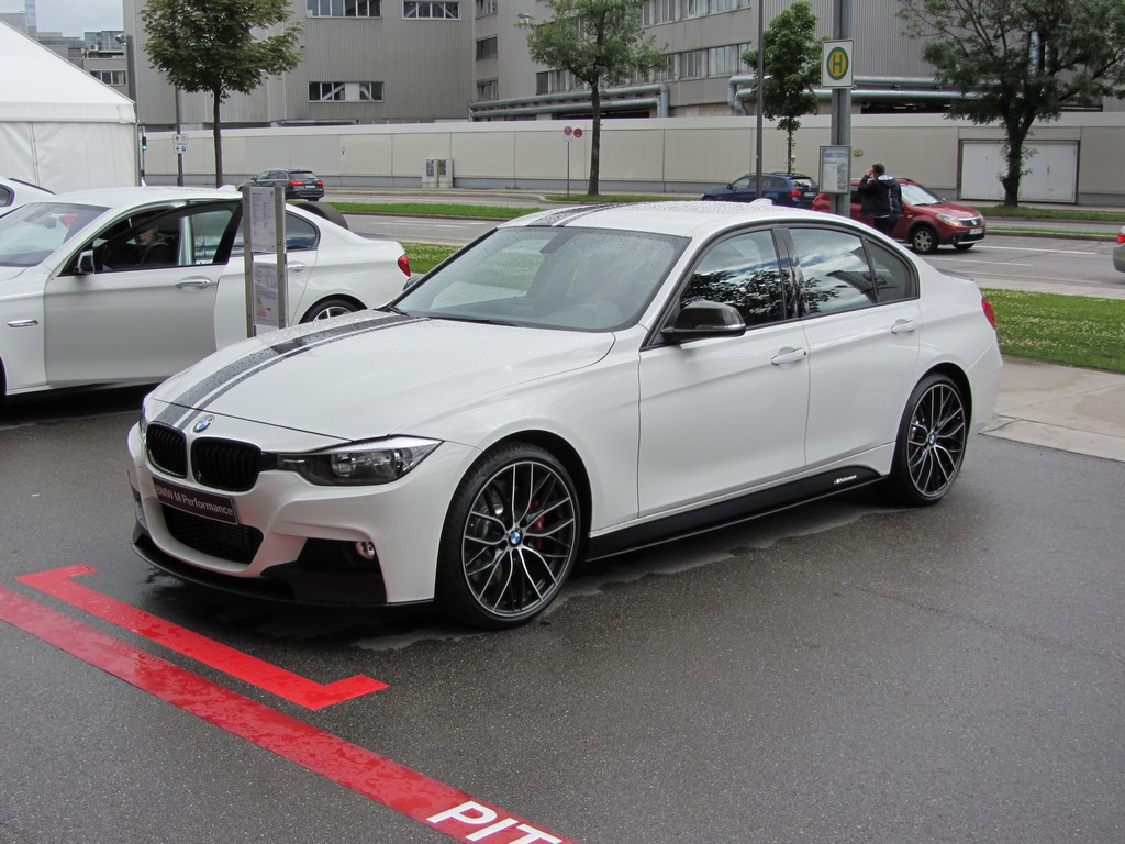 bmw f30 m performance parts 335i video feature