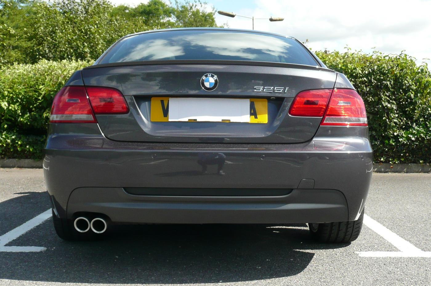E92 Lip Spoiler Opinions Please Bmw 3 Series E90 E92