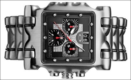 1639e6cab28e1 Oakley Minute Machine Watch Titanium Band!