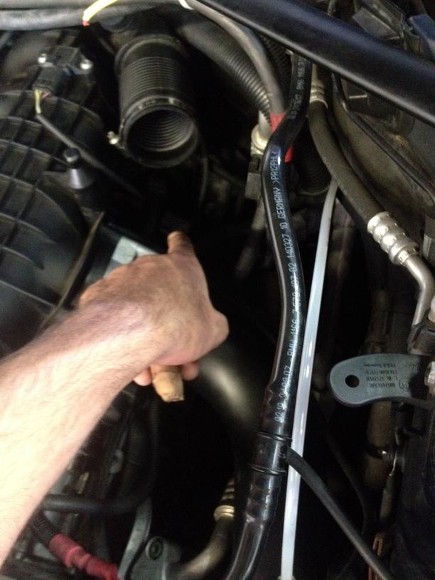 Diy 335i N54 Crankshaft Position Sensor Replacement Dme