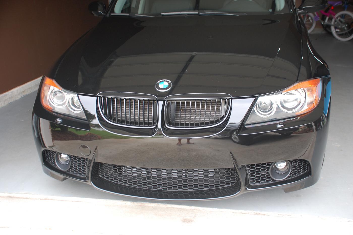 2008 E90 Replica M3 Front Bumper Shop