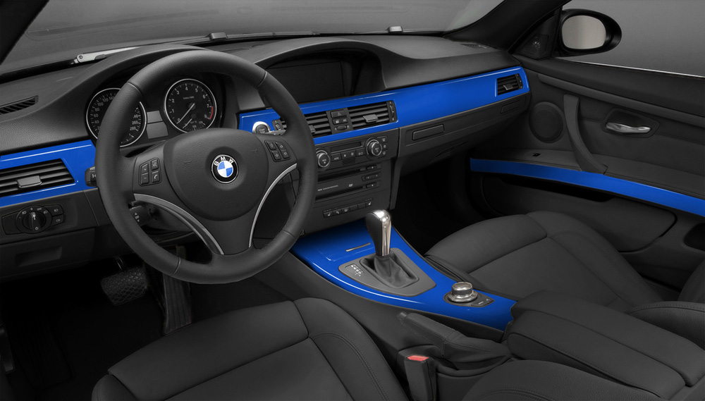 Bmw E46 Interior Trim Custom Painted Interior Trim Bmw E92 M3 Customized By Vilner That 39 S It