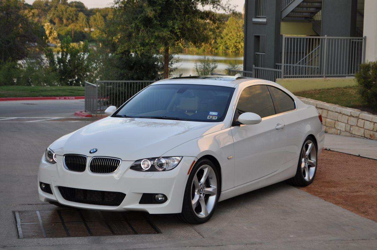 FS BMW I Coupe - 2007 bmw 335i coupe