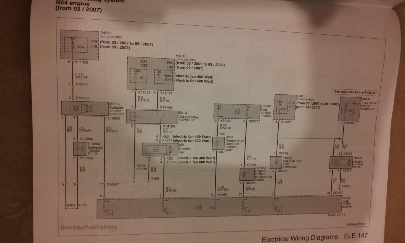 Water Pump Wiring Diagram For Bmw Library E90 Schematic My First In Desperate Need Of Explanation On