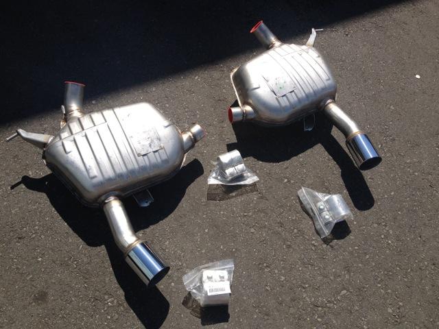 Bmw Performance Exhaust >> Bmw Performance Exhaust On For 2010 E92 N55 335i