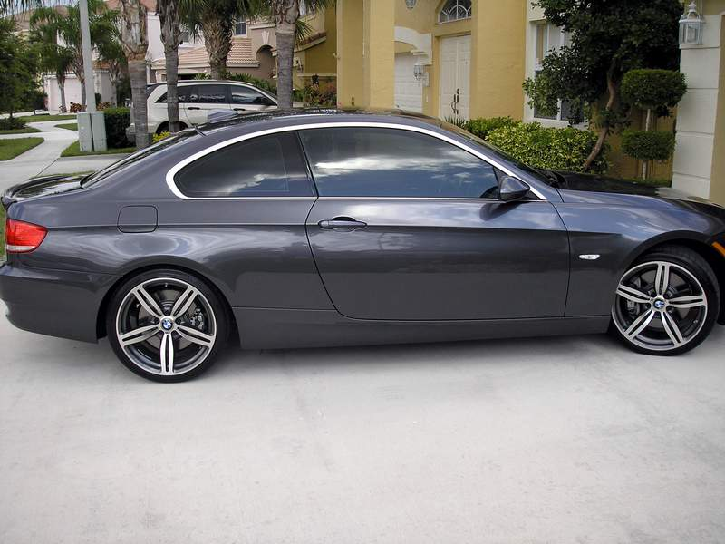 Bmw 335i Black. Black/Black Leather/Black