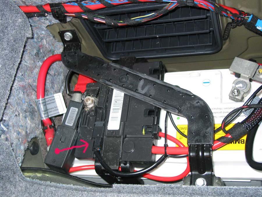 2006 Bmw 325i Battery Safety Terminal Thxsiempre