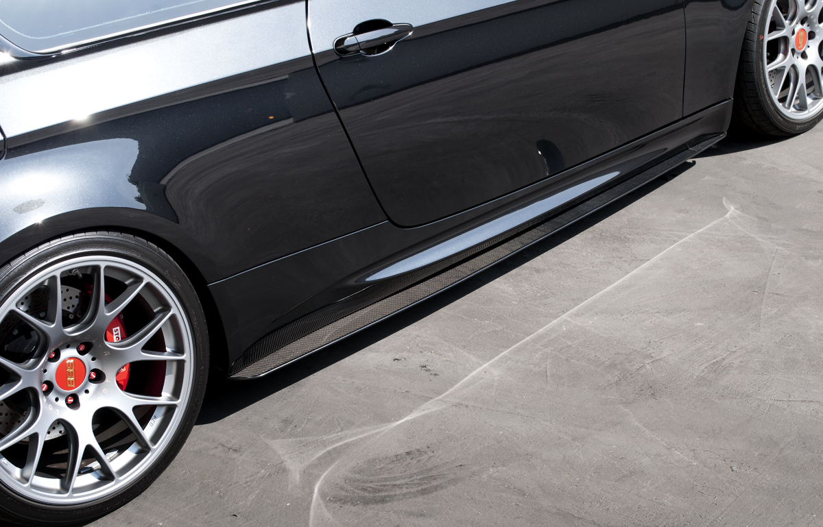 DIY Track Aero: Side Splitters and Varis Rear Diffuser    well maybe