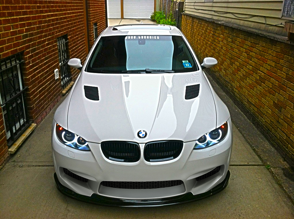 Bmw 328i 0 60 >> Calling out LTMW, want to make me this custom bumper???