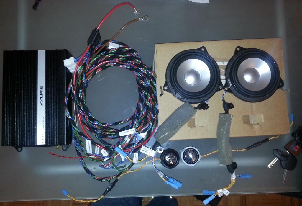 alpine oem hifi retrofit kit (2010 base stereo)