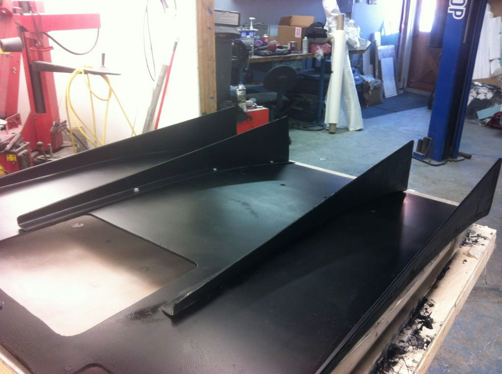 Small DIY project - Front splitter and rear diffuser - BMW M3 Forum