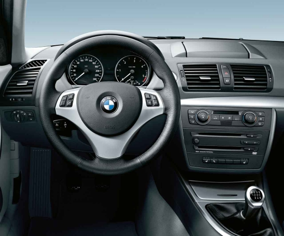 Is It Possible To Swap My E90 Steering Wheel For A E87