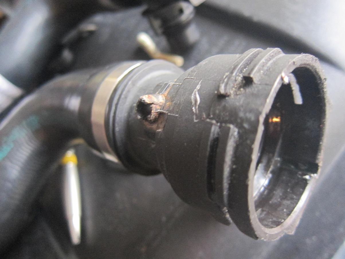 Diy Engine To Radiator Hose
