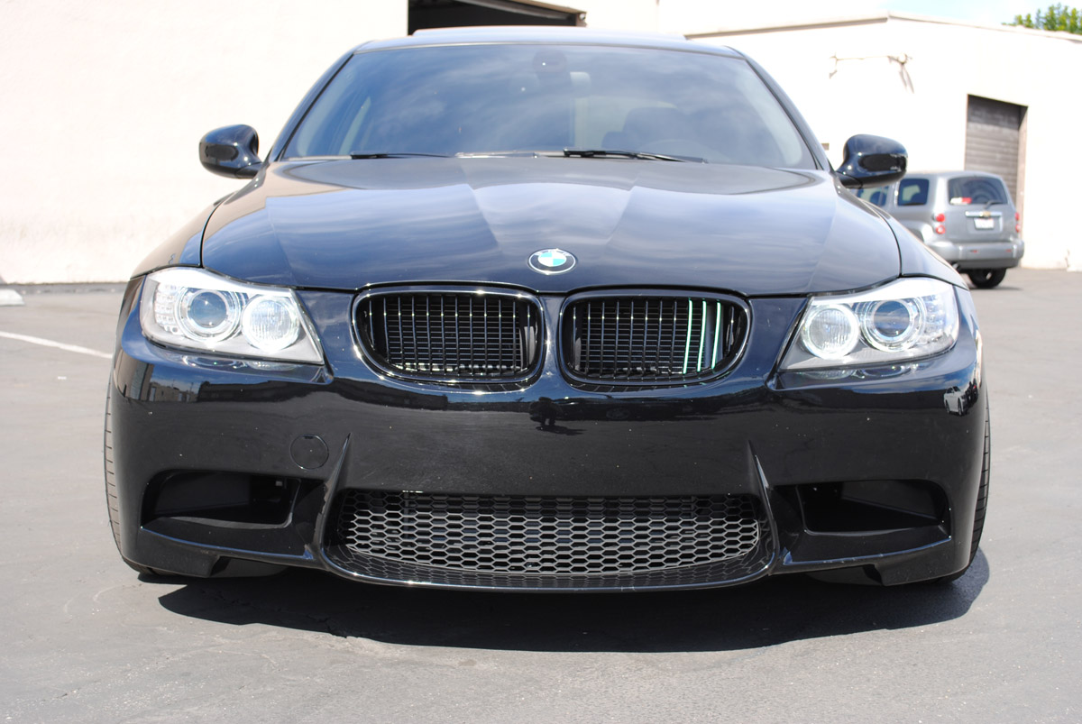 E90 Front Bumper Full Replacement Options