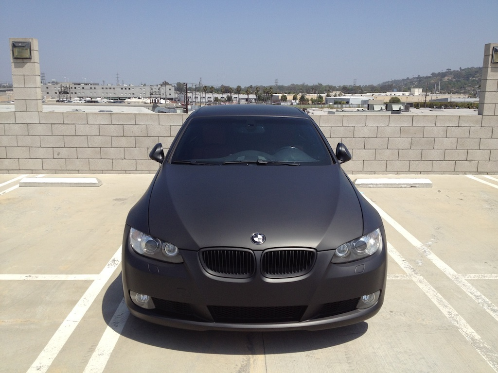 2008 BMW 328I For Sale >> 2008 E93 BMW 328i 70k miles Hard Top Convertible Matte Charcoal On Red