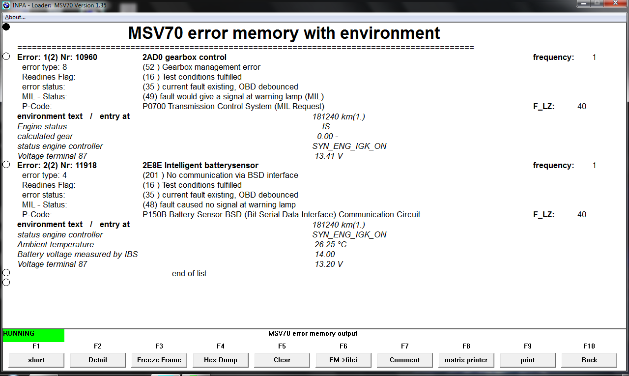 Starter Job Trans In Limp Mode Help N52 Crankshaft Sensor Wiring Diagram Attached Images
