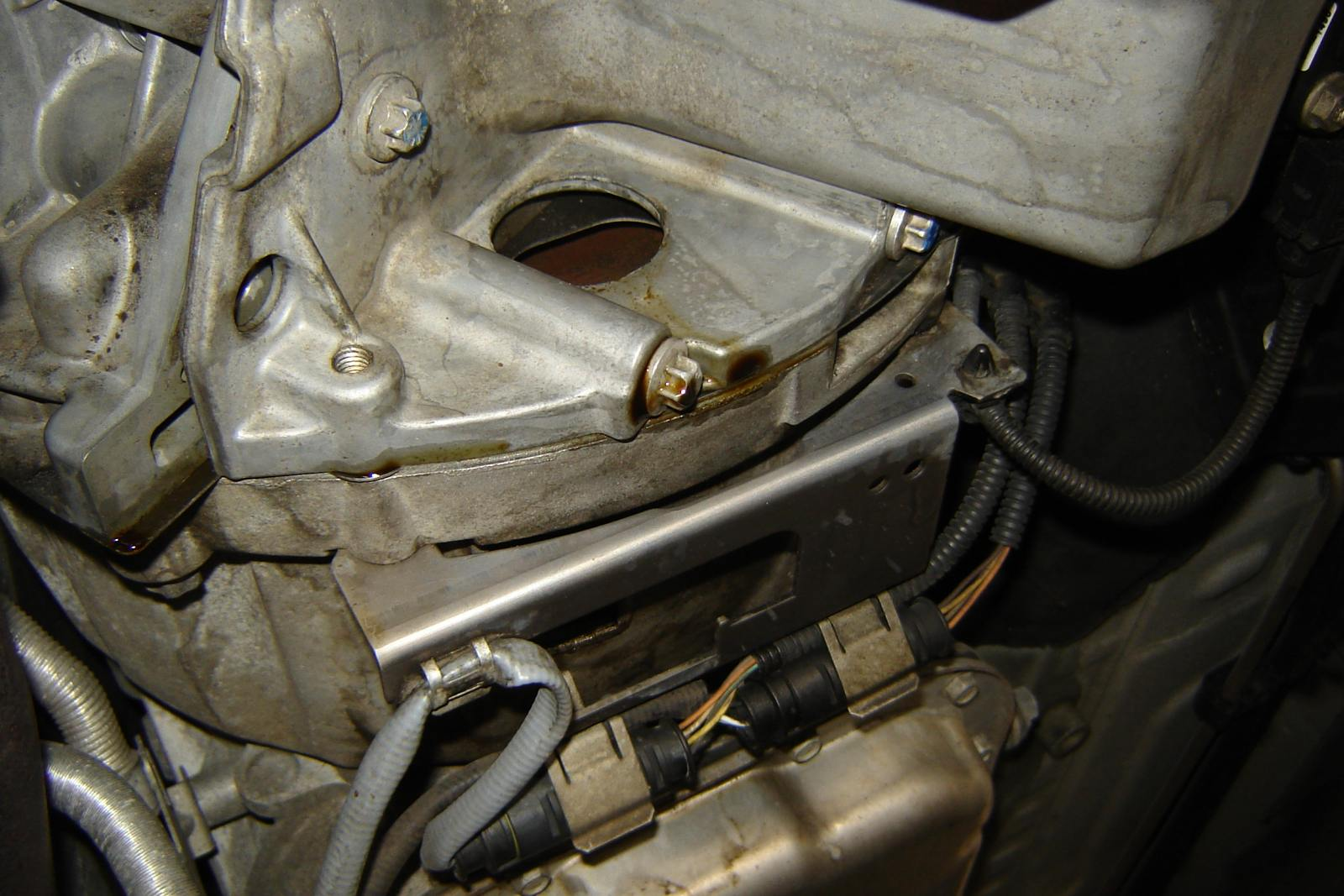 Oil Leak Between Engine And Transmission Oil Free Engine Image For User Manual Download