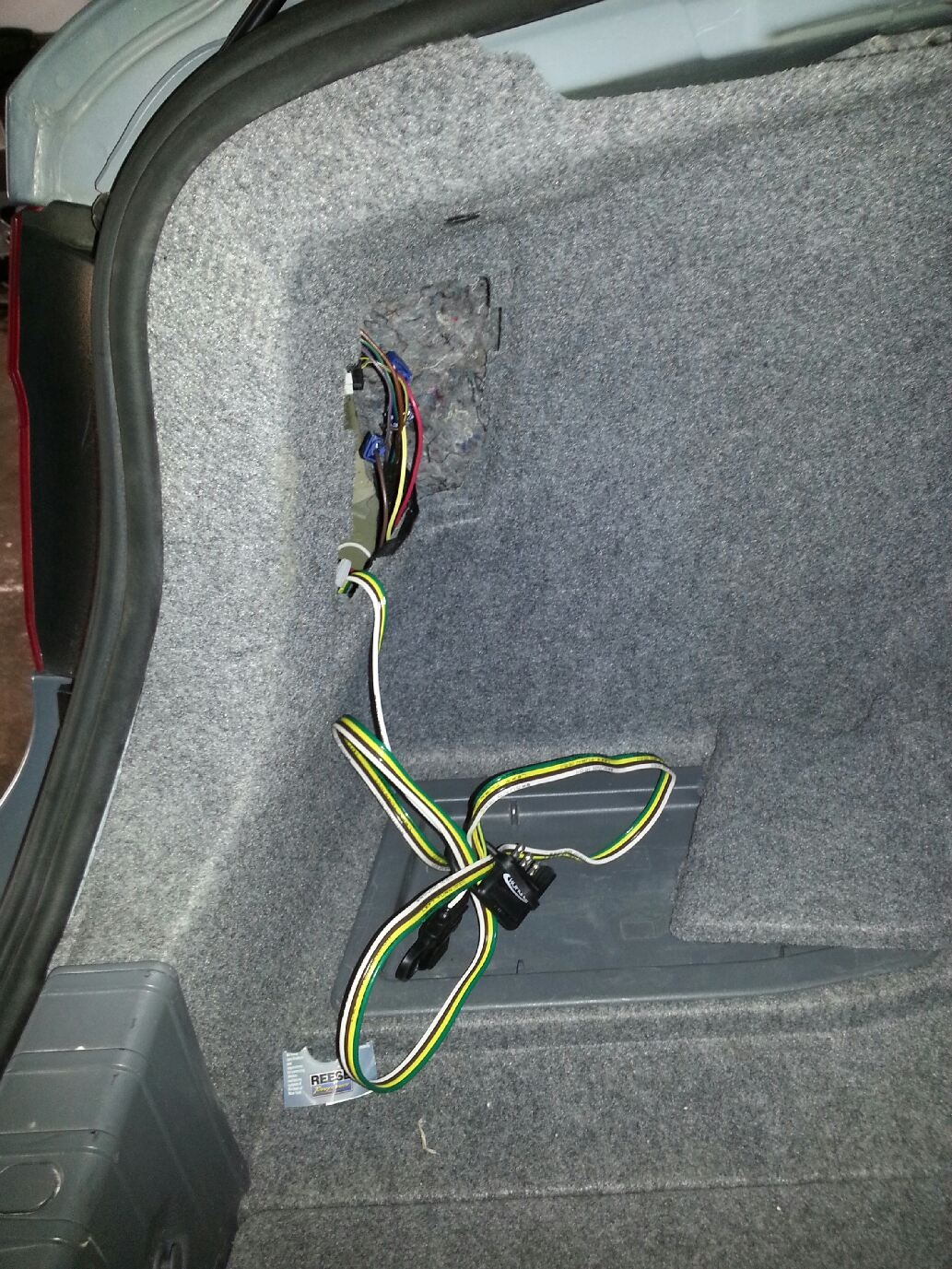 Bmw 325is Trunk Wiring Harness Manual Of Diagram