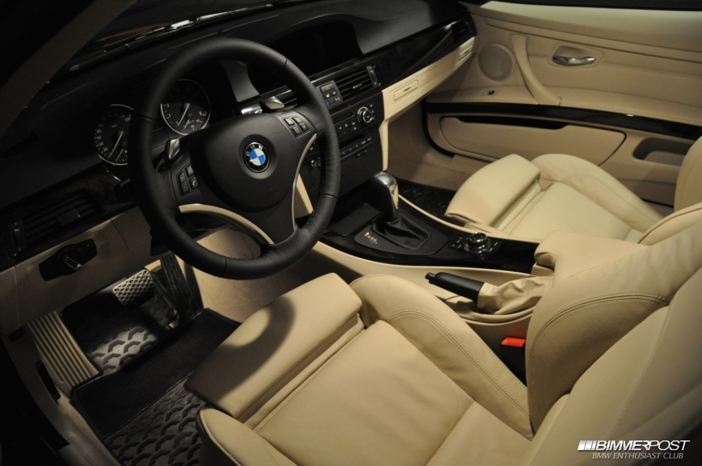 E92 Beige Cream Interior 50k Miles 9 10 Condition Sport Power No Heat 1 200