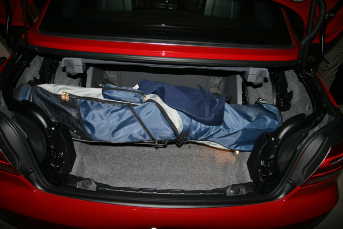 Golf Bag In An E93