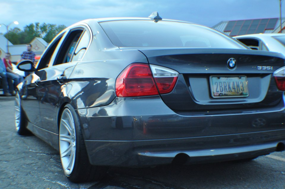 E9x Fs 5x120 Bmw Style 95 19x9 Fronts And 19x10 Rears 850 00 Obo Cleveland Ohio