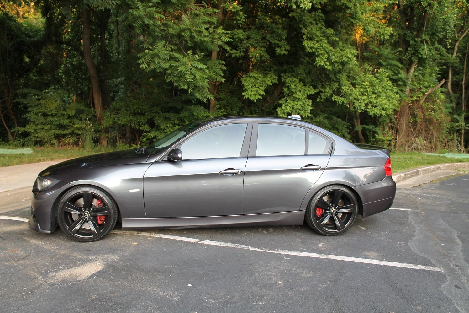 2007 bmw 335i sedan